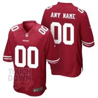 Maillot NFL San Francisco 49ers Nike à personnaliser