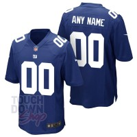Maillot NFL New York Giants Nike à personnaliser