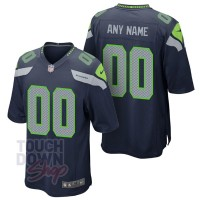 Maillot NFL Seattle Seahawks Nike à personnaliser