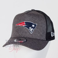 Casquette New England Patriots NFL shadow tech AF 9FORTY Trucker New Era