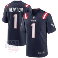 Maillot NFL New England Patriots Cam Newton Nike
