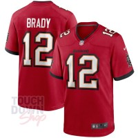 Maillot NFL Tampa Bay Buccaneers Tom Brady Nike