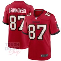 Maillot NFL Tampa Bay Buccaneers Rob Gronkowski Nike