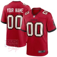 Maillot NFL Tampa Bay Buccaneers à personnaliser Nike