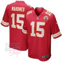 Maillot NFL Kansas City Chiefs Patrick Mahomes Nike