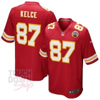 Maillot NFL Kansas City Chiefs Travis Kelce Nike