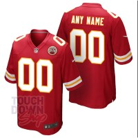 Maillot NFL Kansas City Chiefs à personnaliser Nike