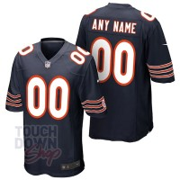 Maillot NFL Chicago Bears à personnaliser Nike
