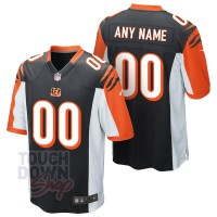 Maillot NFL Cincinnati Bengals à personnaliser Nike