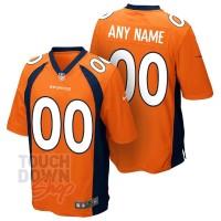 Maillot NFL Denver Broncos à personnaliser Nike