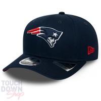 Casquette New Era 9FIFTY snapback NFL New England Patriots Navy Blue