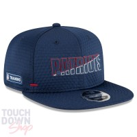 Casquette New Era 9FIFTY snapback NFL New England Patriots Summer Sideline