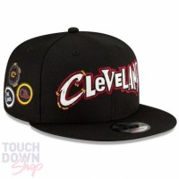 Casquette New Era 9FIFTY NBA Cleveland Cavaliers City Edition