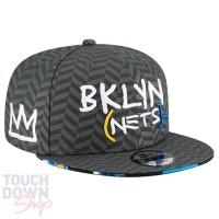 Casquette New Era 9FIFTY NBA Brooklyn Nets City Edition
