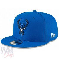 Casquette New Era 9FIFTY NBA Milwaukee Bucks City Edition Alternate