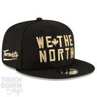 Casquette New Era 9FIFTY NBA Toronto Raptors City Edition Alternate