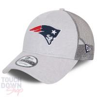 Casquette des Patriots de Nouvelle Angleterre NFL 9FORTY New Era Modèle Trucker