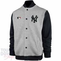 Veste Track Slate MLB Yankees de New York Grise - '47 Brand