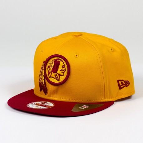 Casquette New Era 9FIFTY snapback Two Color Team NFL Washington Redskins - Touchdown shop